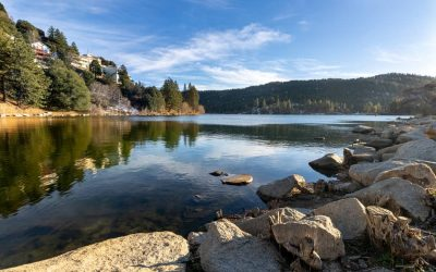 Lake Gregory Regional Park: Trail and Activities