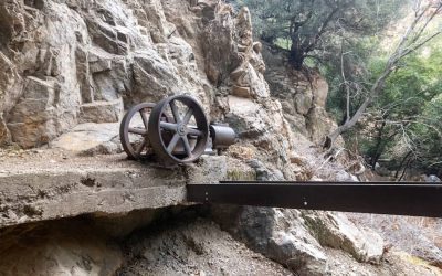 Dawn Mine Trail: Hike to an Abandoned Gold Mine from 1895