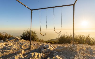 Mount Lowe Hike: Wander to A Swing Above the Clouds