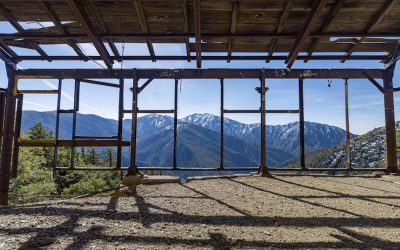 Big Horn Mine Trail: Abandoned Mine and Vincent's Cabin