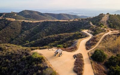 Claremont Loop: Easy 5-Mile Hike with Views (Drone Shots!)